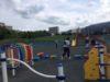 発寒西公園の小さい子向けの遊具