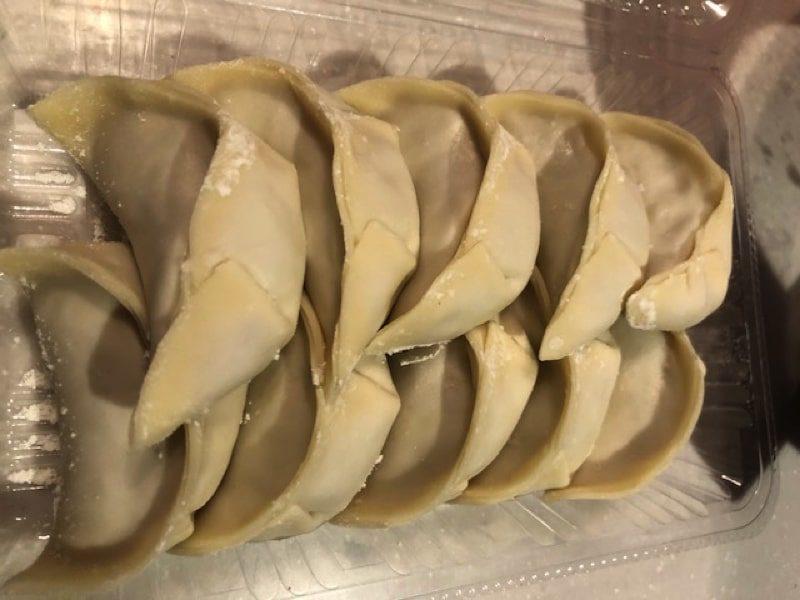 ラーメン・餃子・ハナウタのテイクアウト焼き餃子
