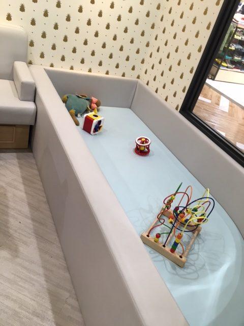 札幌東急の授乳室ないの遊び場