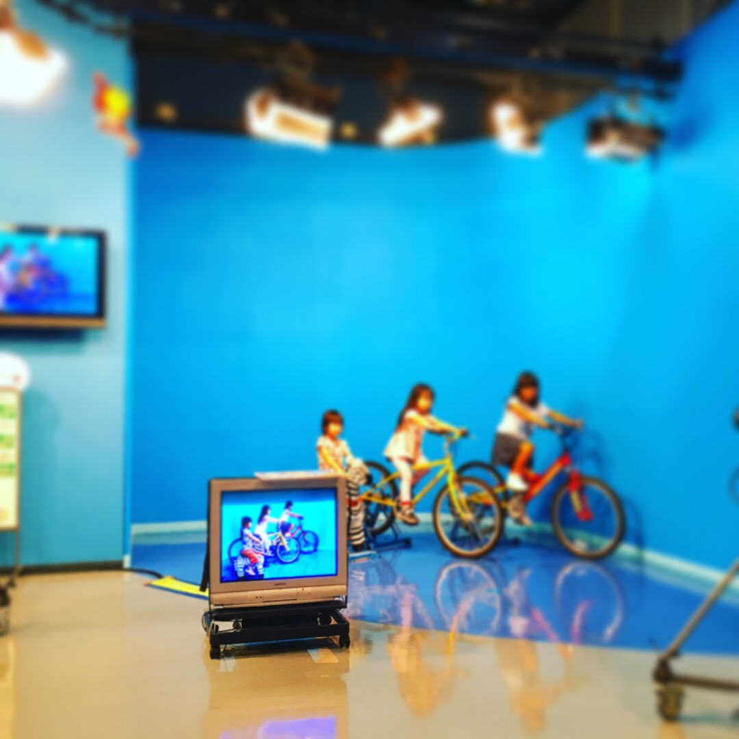 札幌青少年科学館特撮体験