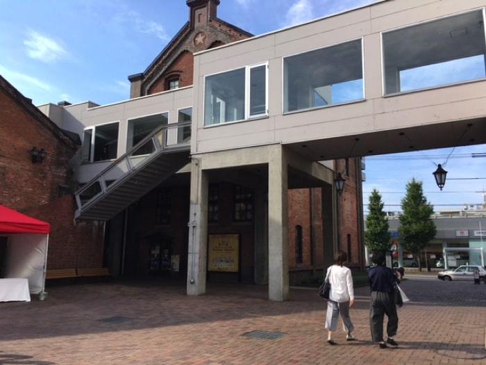札幌ファクトリーファンタジースクエアの外観