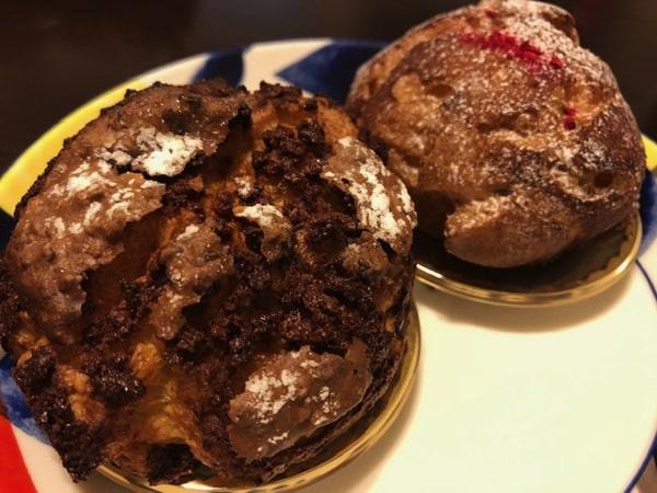 パティスリーブールのシュークリーム