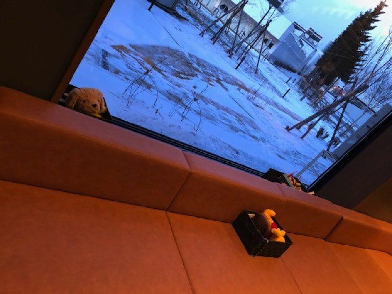 ブランチ札幌月寒のキッズスペース