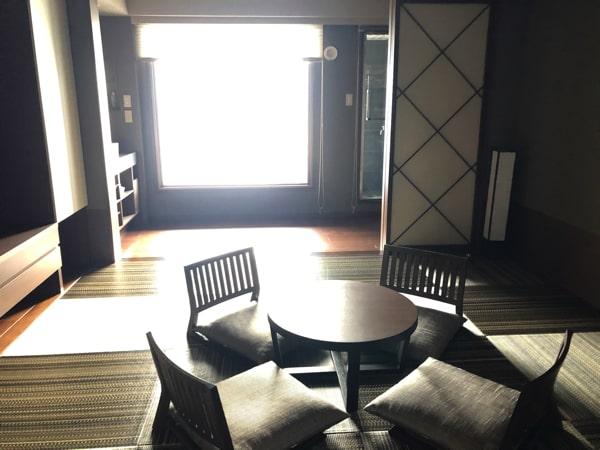 函館湯の川プリンスホテル渚亭の客室
